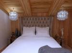 Chambre 3D projection, chalet prestige Rhône Alpes