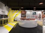 Aménagement 3D de l\'espace de vente Avantgarde