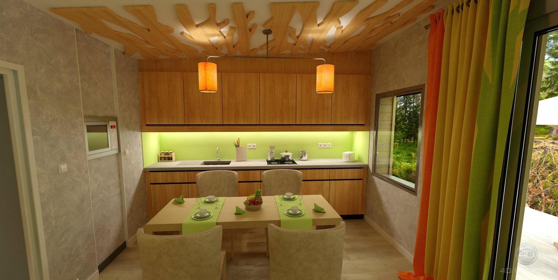 center parcs 4d univers studio animation 3d. Black Bedroom Furniture Sets. Home Design Ideas