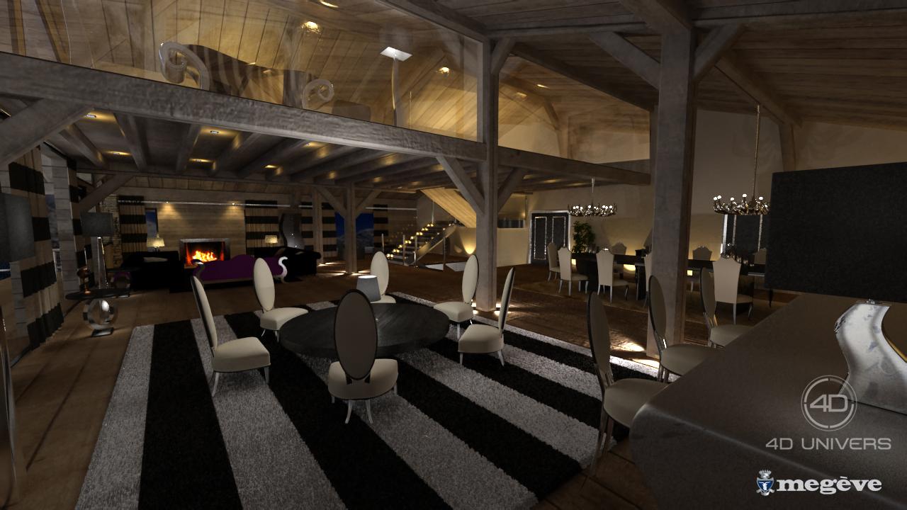 Androsace 3d 4d univers studio animation 3d for Interieur 3d