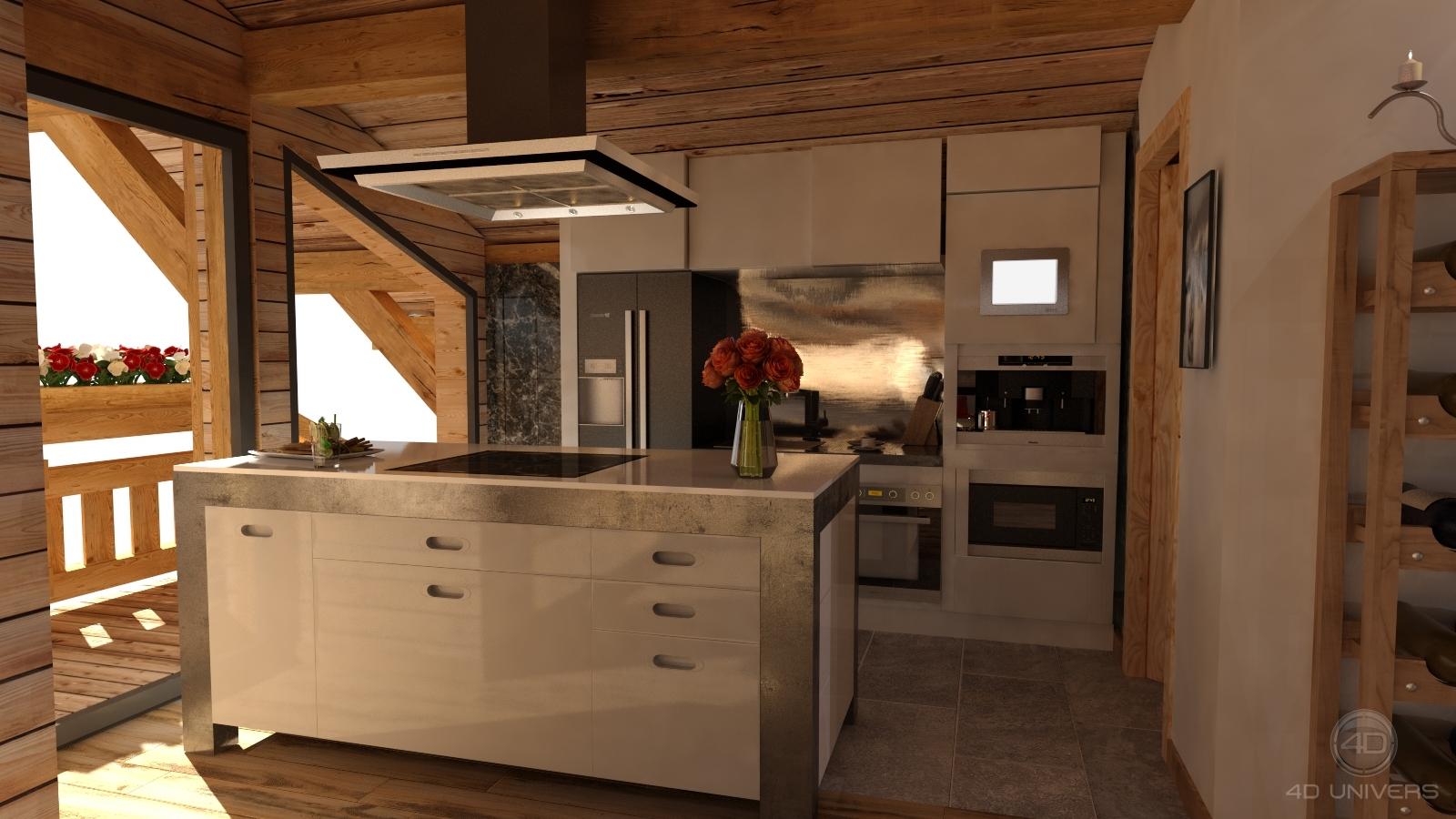 Programme cuisine 3d arcon 15 premium programme de for Cuisine 3d sweet home