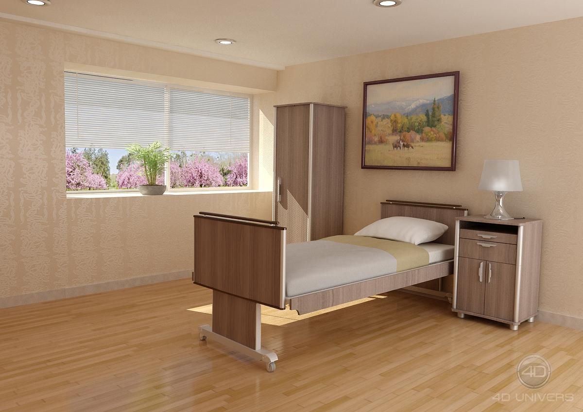 Realisations 3d 4d univers studio animation 3d architecture 3d visites virtuelles 360 - Decoration automne maison de retraite ...