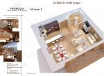 Plan de vente 3D La Vieille Grange, Niveau 2