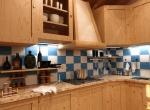 Espace cuisine 3D, vue 1
