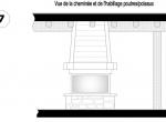 La cheminée plan d\'architecte, Chalet Roc de Fer