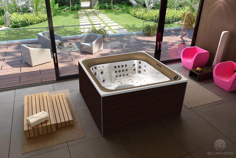 Salle de bain 3d 4d univers studio animation 3d for Creation salle de bain 3d
