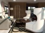 Yacht-3D, vue-intérieur-3D