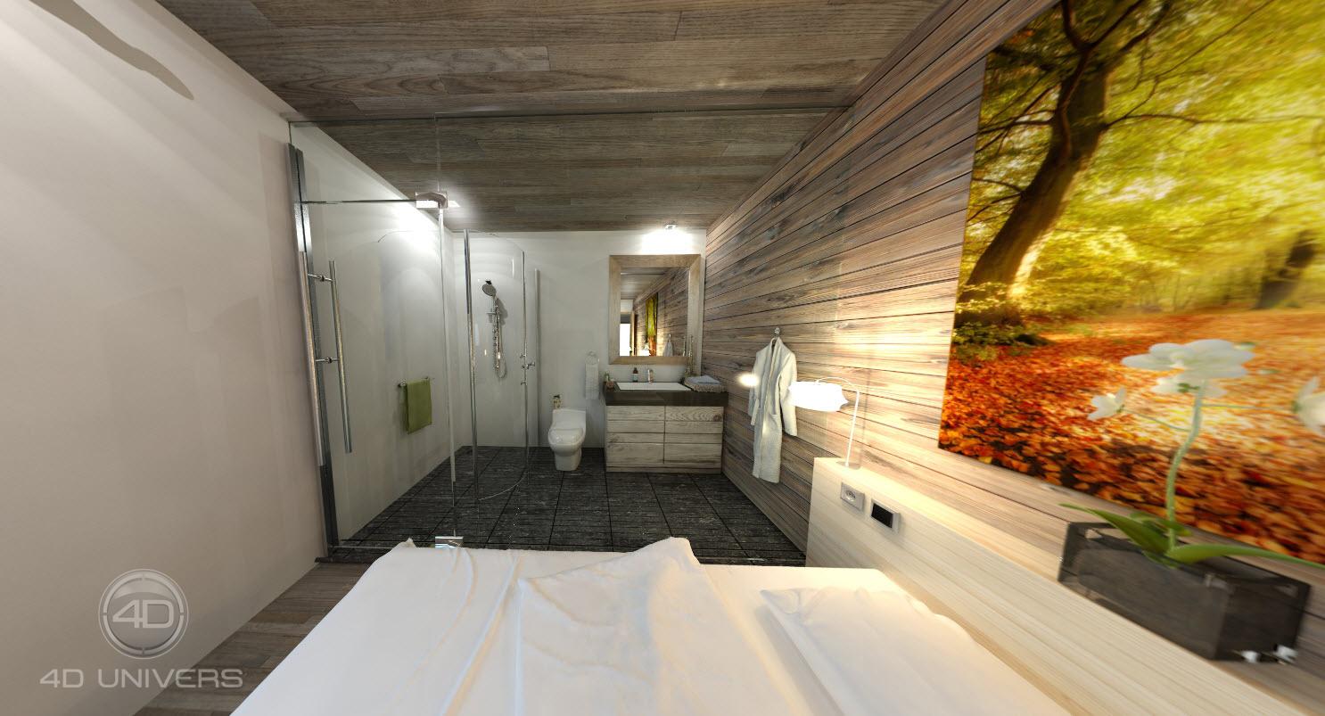 Chalet-B-Appartement-B2-7
