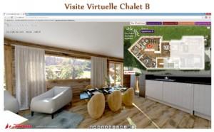 Visites Virtuelles 3D Programme immobilier neuf