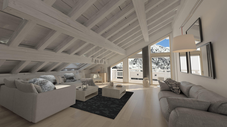 Studio infographie 3d lyon 4d univers studio animation for Architecture 3d vue 3d