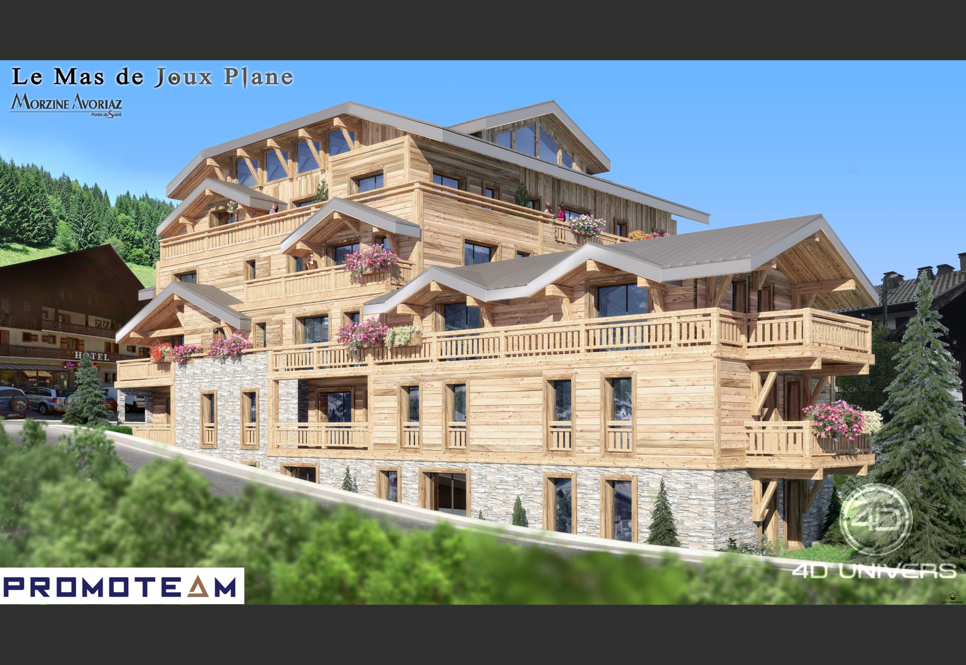 chalet de prestige 3d 4d univers studio animation 3d architecture 3d visites virtuelles