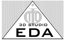 Logo 3D Studio EDA