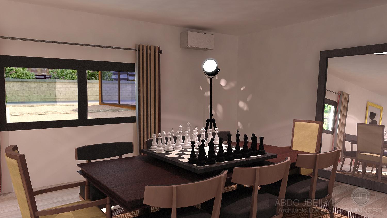 vue int rieur 3d 4d univers studio animation 3d architecture 3d visites virtuelles 360. Black Bedroom Furniture Sets. Home Design Ideas