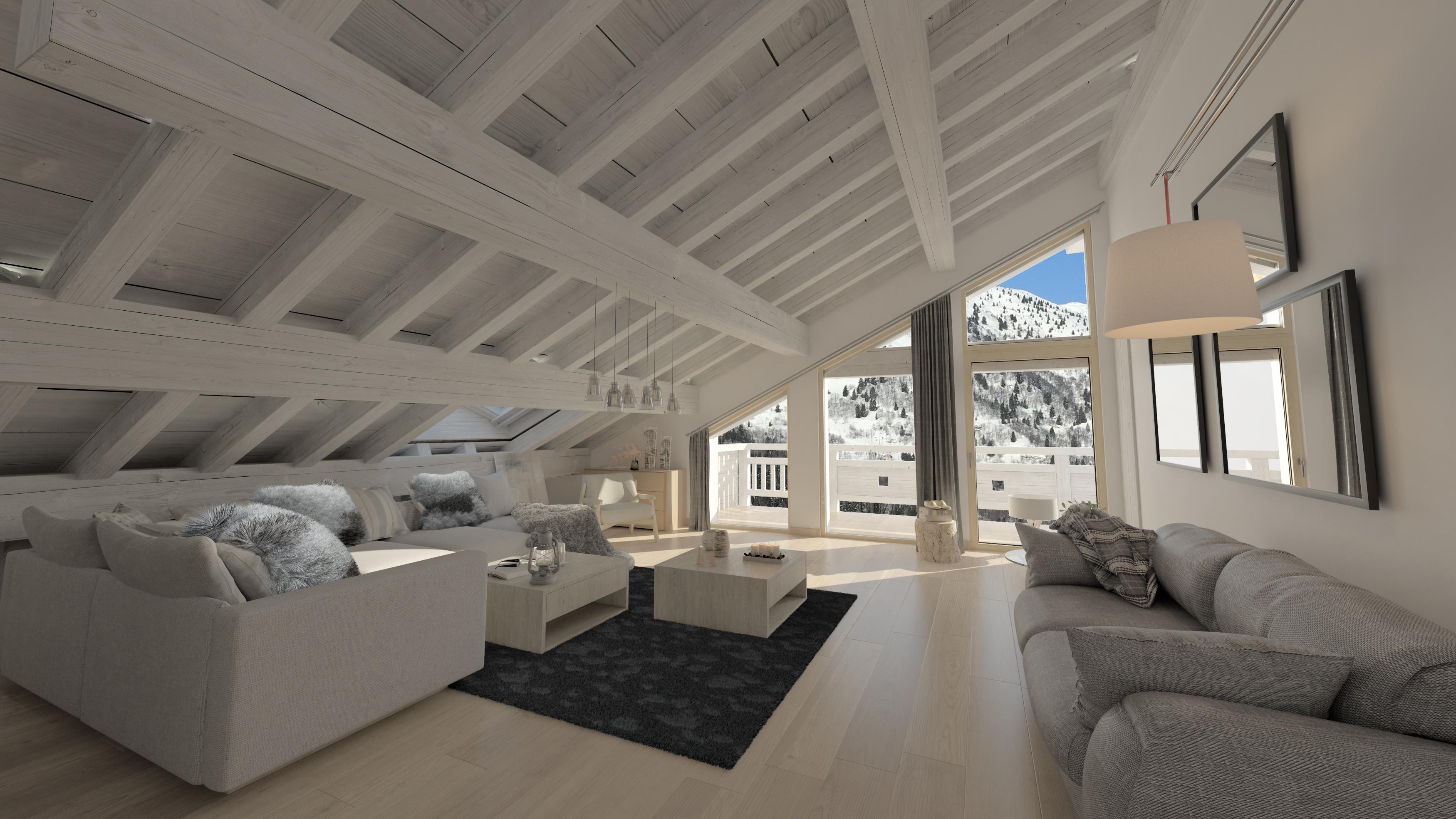 Rendu uhd 3d ultra haute dehinition 3d int rieur du for Job decoration interieur